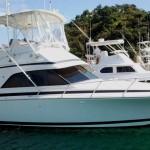 36 ft Luxury Bertram Quepos Costa Rica
