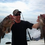 bottom fishing charters quepos costa rica