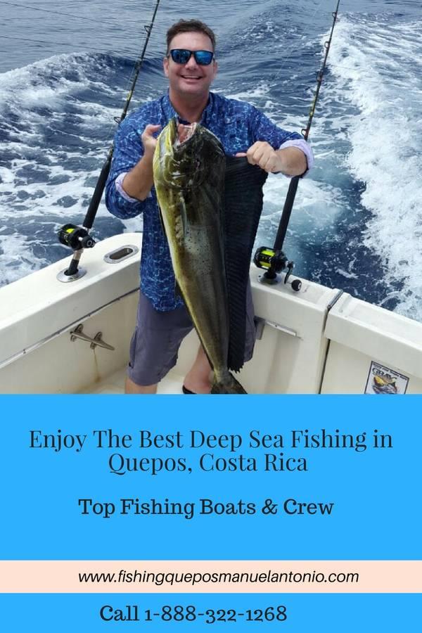 quepos fishing charters costa rica